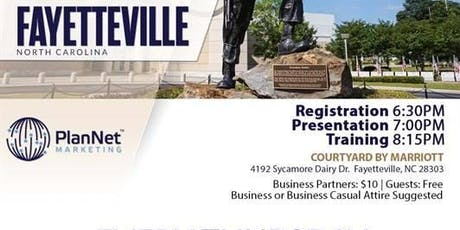 Become A Travel Business Owner-Fayvetteville, NC tickets