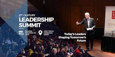 21ST CENTURY LEADERSHIP SUMMIT