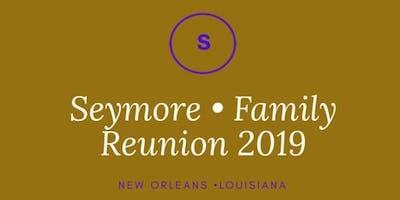 Seymore Family Reunion 2019