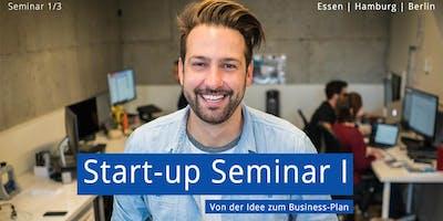 Start-up Teil I - Von der Idee zum Business-Plan - in Hamburg