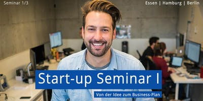 Start-up Teil I - Von der Idee zum Business-Plan - in Essen