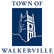 The Town of Walkerville  logo
