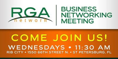 Business Networking St Pete/Seminole Rib City