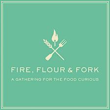 Fire, Flour & Fork 2018 logo