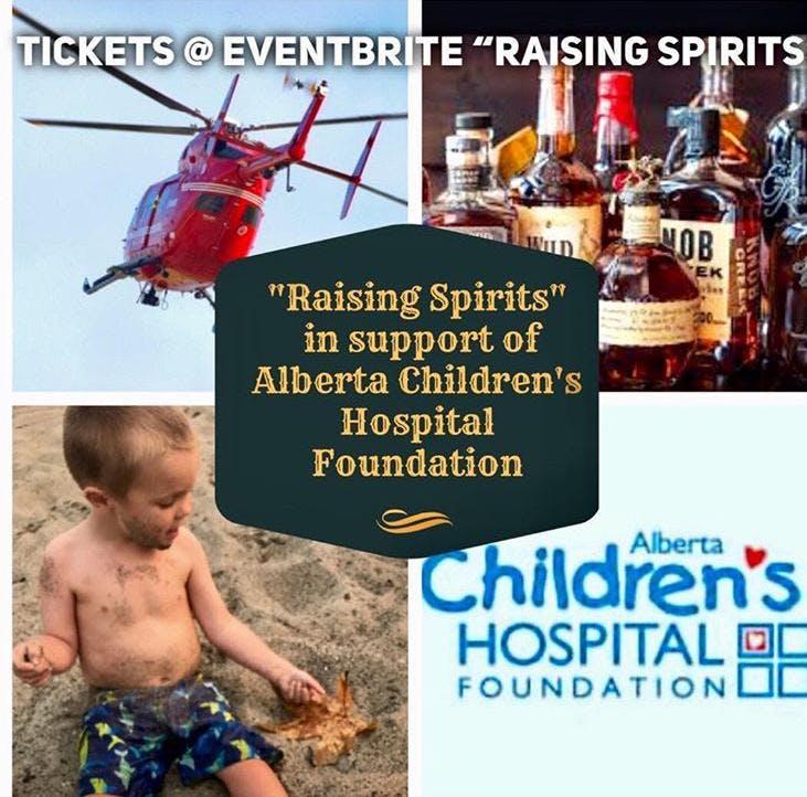 Raising Spirits in Support of the Alberta Chi