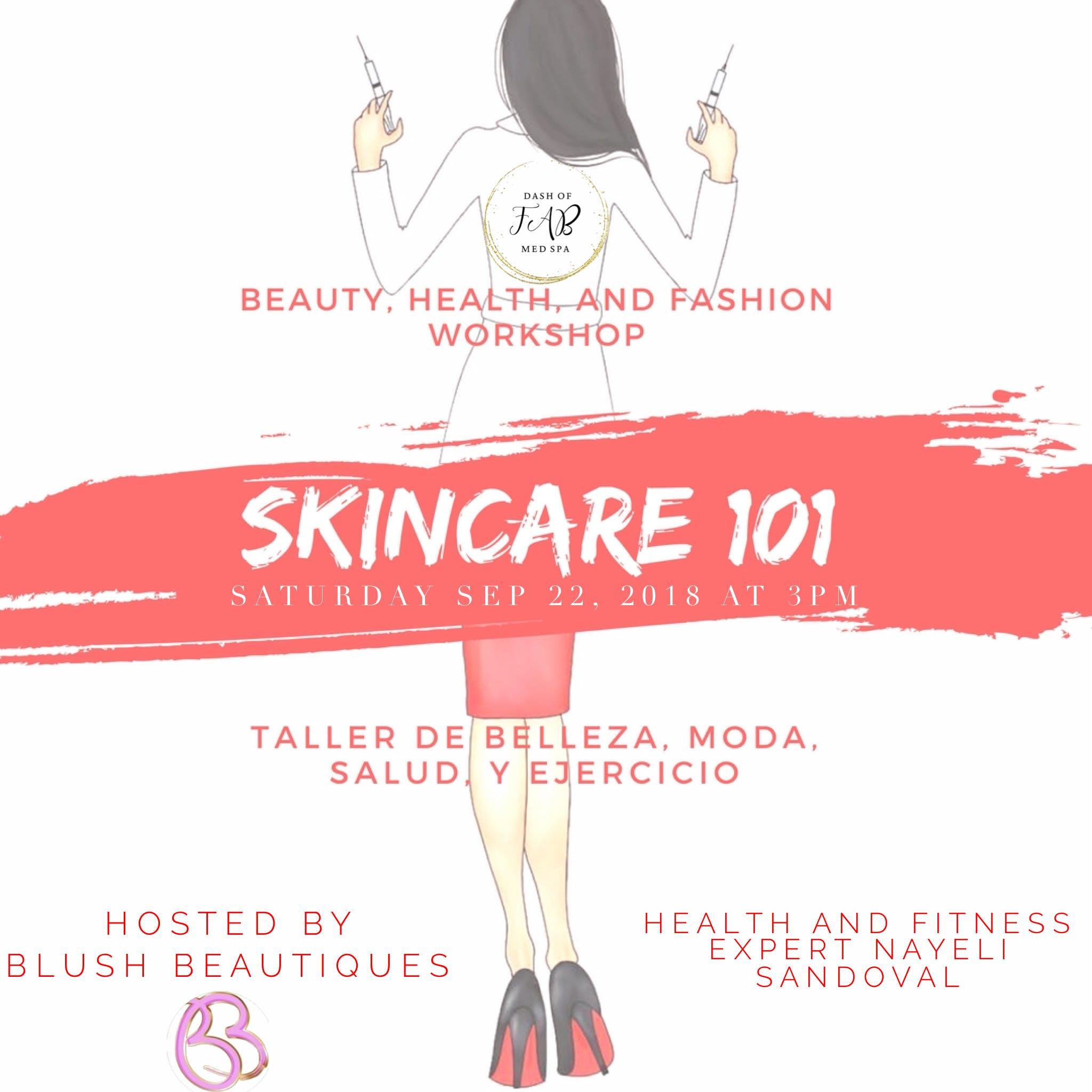 Beauty, Fashion, and Health Workshop
