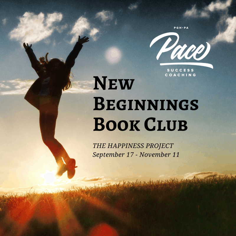 New Beginnings Book Club with Pace Success Coaching