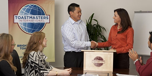 Des Plaines 1645 Toastmasters Open House