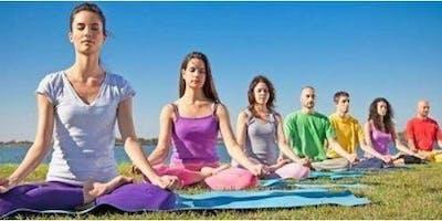 Slow down, Wind down! (Yoga & Meditation)