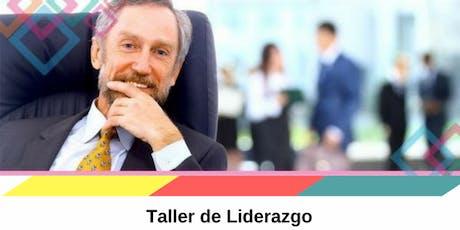 Taller de Liderazgo: ¿Cómo ser un buen jefe? entradas