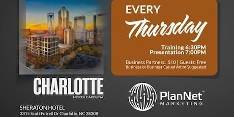 Become A Travel Business Owner-Charlotte, NC tickets
