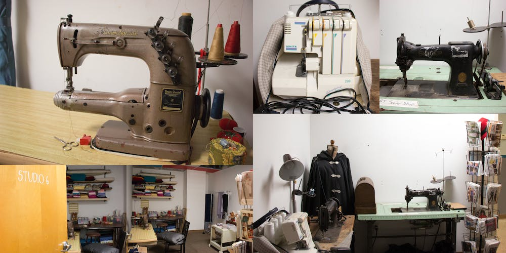 Intro To Sewing With Ren Dorval 404040 Tickets Sun Oct 40 2040 Enchanting Sewing Machines Worcester