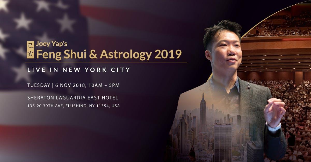 Joey Yap's Feng Shui & Astrology 2019 (New Yo