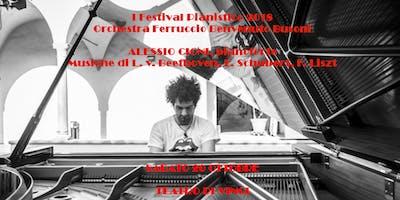 I Festival Pianistico 2018 - Beethoven , Schubert & Liszt