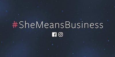 She Means Business: Female founder meet-up in Belfast