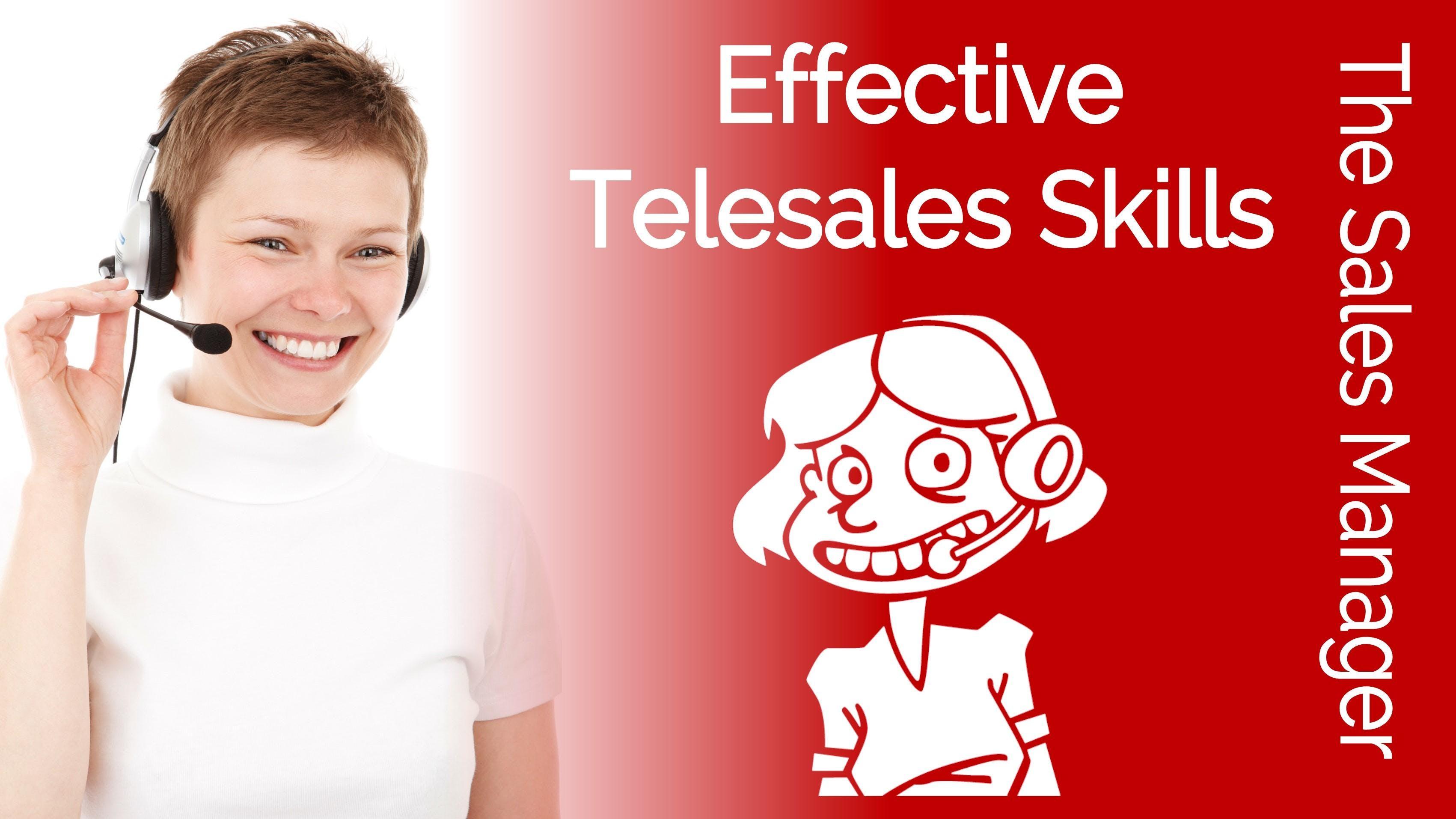 Effective Telesales Skills