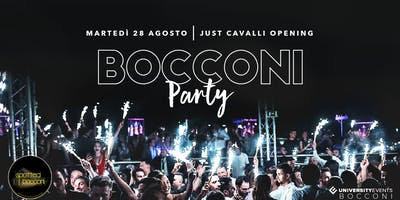 Bocconi Party at Just Cavalli Opening