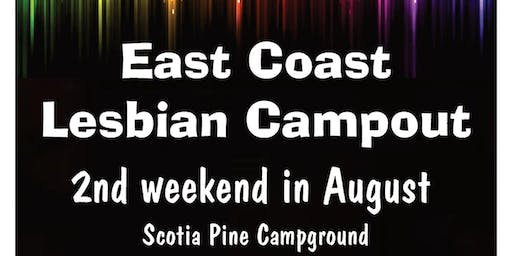 East Cost Lesbian Campout 2019