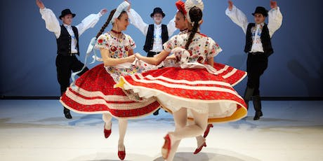 Hungarian Dance Performance with exclusive guided tour tickets