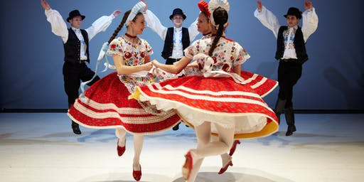 Hungarian Dance Performance with exclusive guided tour