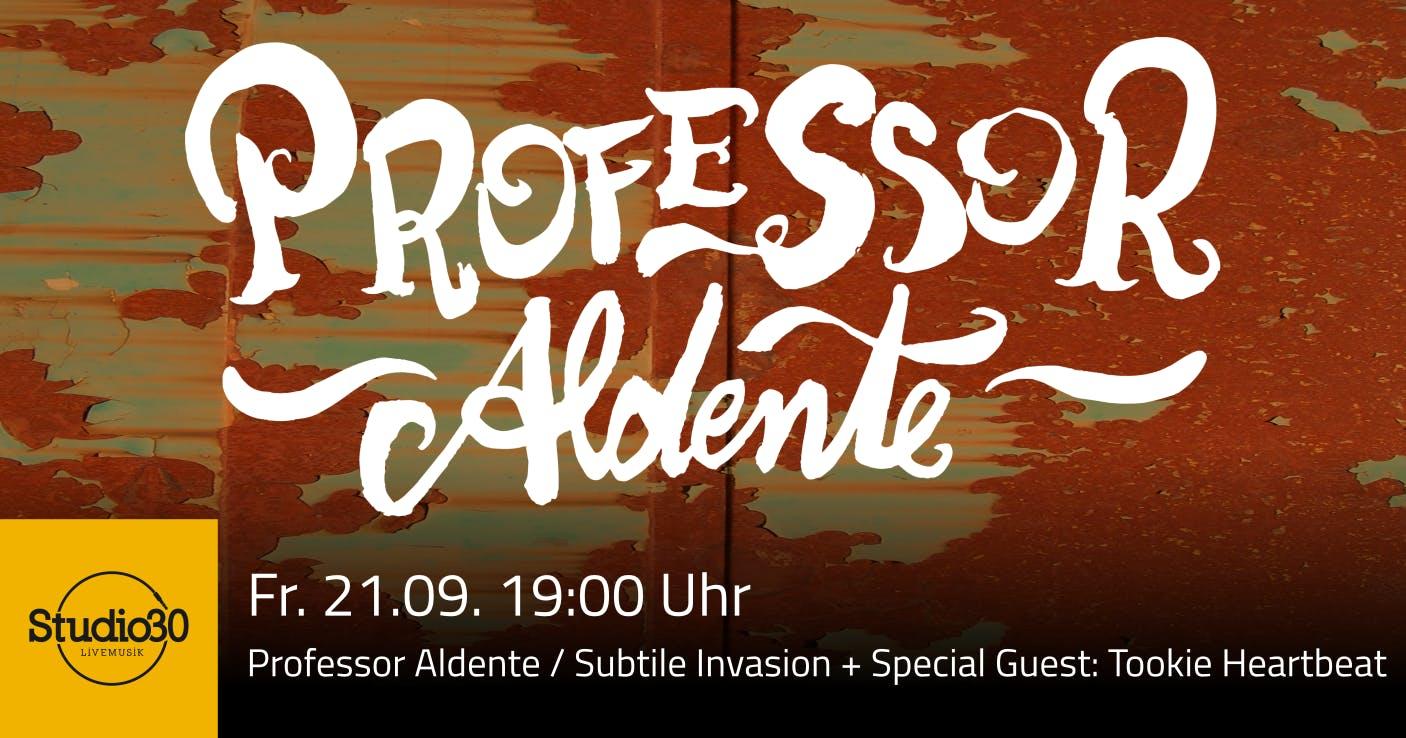 Professor Aldente|Studio 30