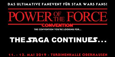 Power of the Force Convention 2019