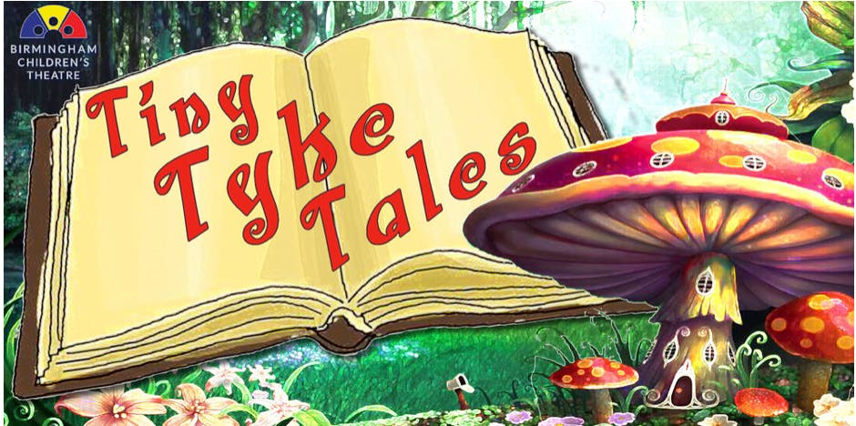 Tiny Tyke Tales: Monster Tales!