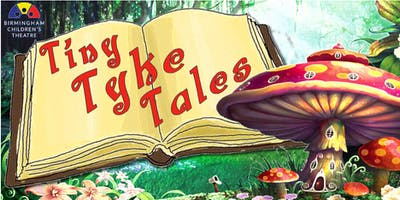 Tiny Tyke Tales: Winter Tales!