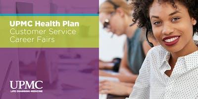 UPMC Health Plan Customer Service Career Fairs | Pittsburgh, PA