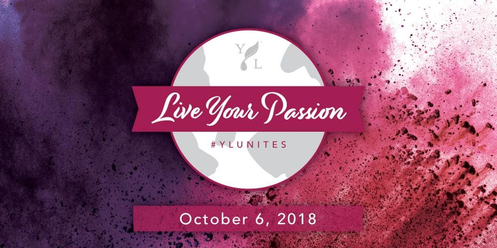 Live Your Passion Rally Tickets, Sat, Oct 6, 2018 at 11:00 AM ...