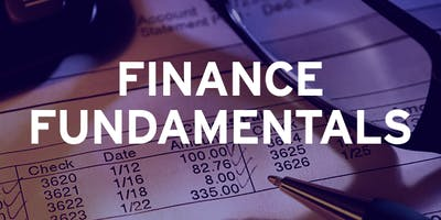 TechAlliance: Finance Fundamentals Workshop on January 24, 31, Feb 7, 2019