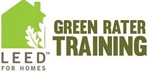 LEED for Homes Green Rater Training Online 2 days