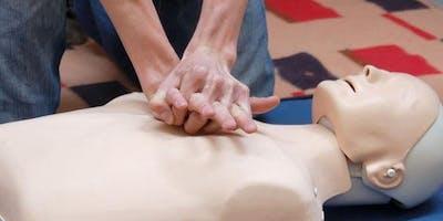 Corso primo soccorso gratuito: rianimazione adulto (Ottobre)
