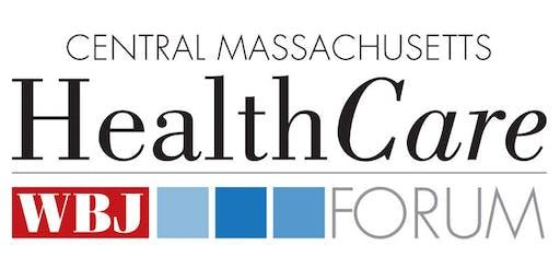 WBJ Central Massachusetts 2019 Health Care Forum