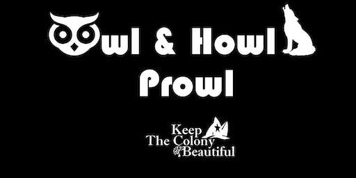 Owl & Howl Prowl presented by KTCB