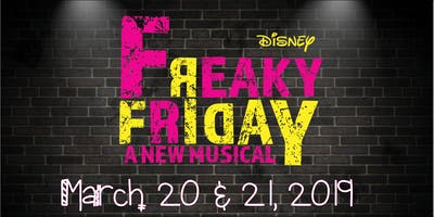 The PACT presents Freaky Friday: The Musical