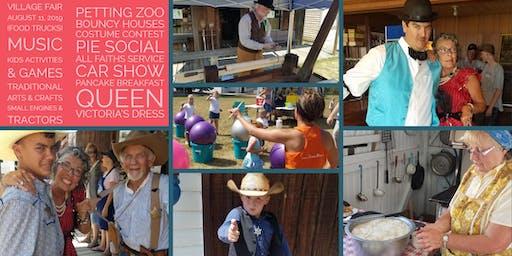 34th Annual Village Fair