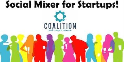 Social Mixer for Startups @ Coalition Boston