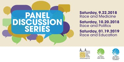 Panel Discussion Series 3 of 3: Race and Education
