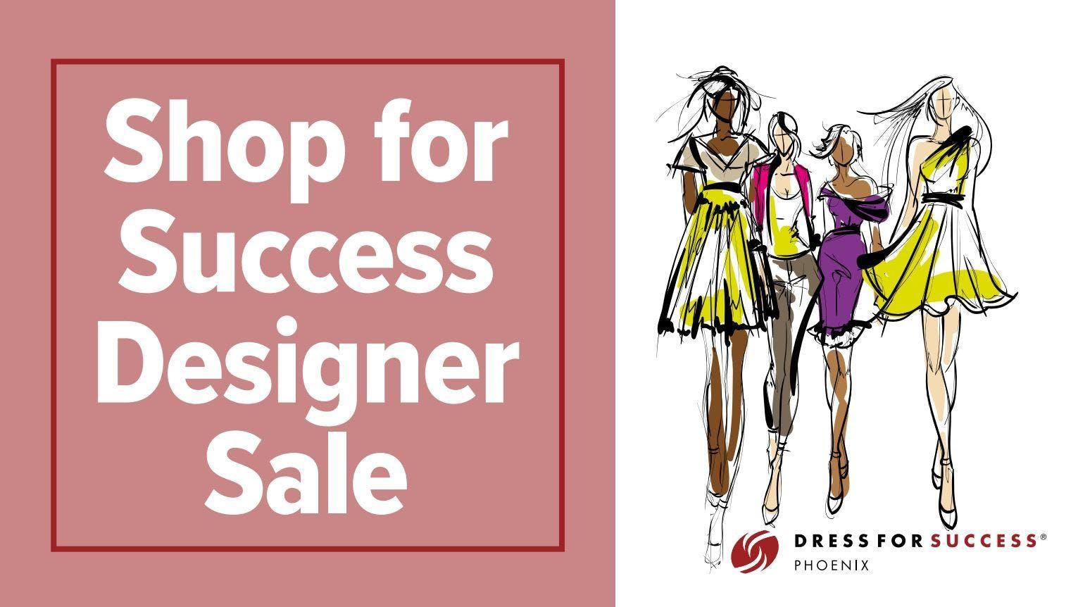 Shop for Success Designer Sale