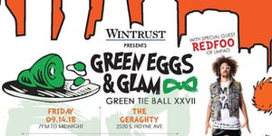 Green Tie Ball® XXVII - Green Eggs & Glam