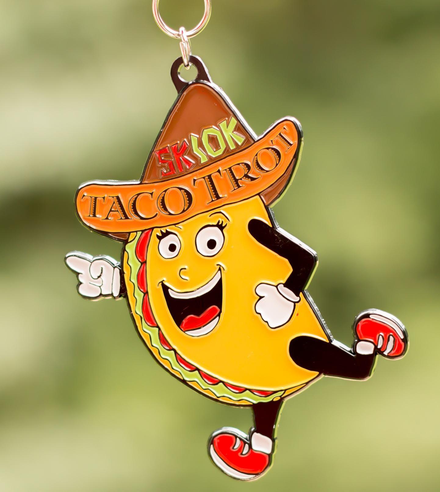 Taco Day 5K & 10K -Hartford