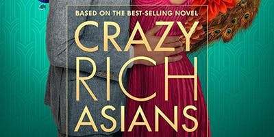 Afternoon at The Movies, film and discussion: Crazy Rich Asians
