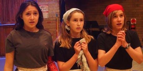 Junior Broadway - Musical Theatre Workshop (6yrs - 12yrs) tickets