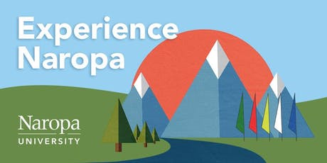 Experience Naropa Open House tickets