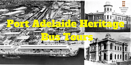 Port Adelaide Heritage Bus Tours tickets