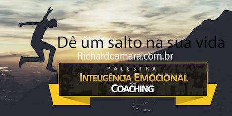 Palestra de Inteligência Emocional ( Seja a Pessoa que Você Sempre Sonhou!) ingressos