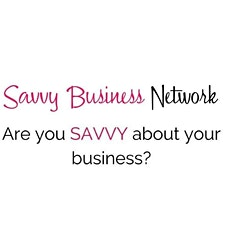 Savvy Business Network logo