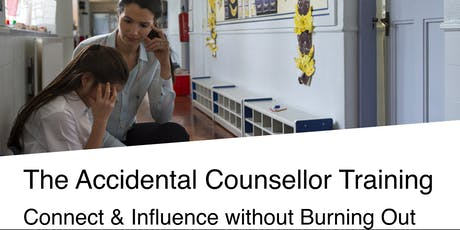 The Accidental Counsellor Sydney CBD OCTOBER 2019 tickets