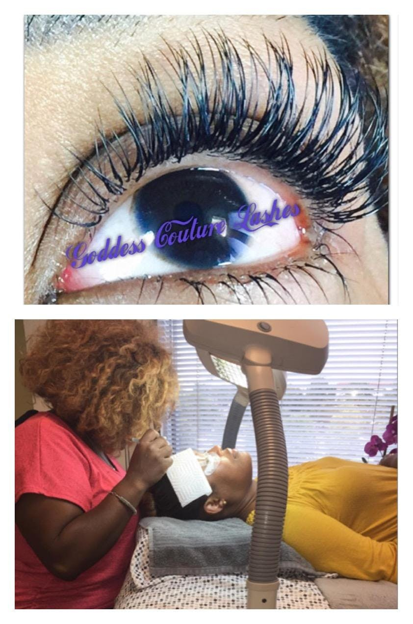 Classic Eyelash Extension Training 14 Oct 2018